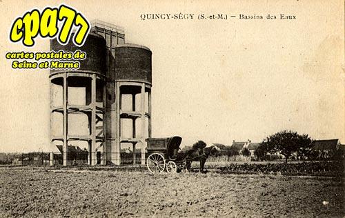 Quincy Voisins - Bassin des Eaux