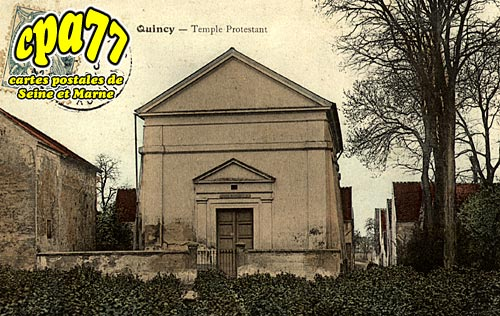 Quincy Voisins - Temple Protestant