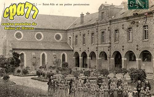 Rebais - Saint-Aile et ses petites pensionnaires