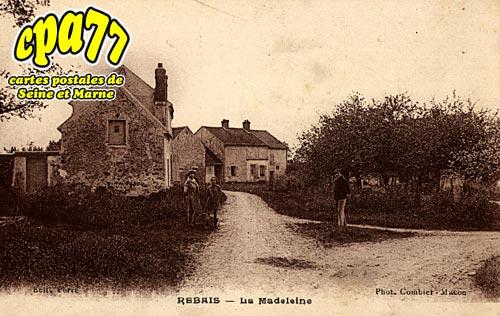 Rebais - La Madeleine