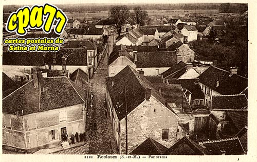 Recloses - Panorama