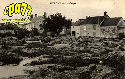 Recloses - Les Canges