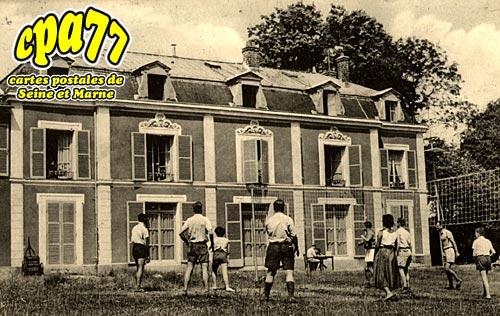 La Rochette - Centre International U.C.J.G. - Y.M.C.A. - Le Rocheton