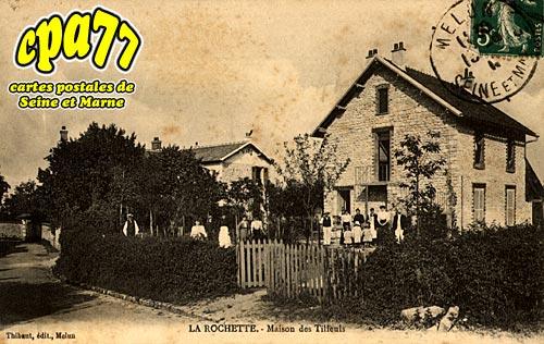 La Rochette - Maison des Tilleuls