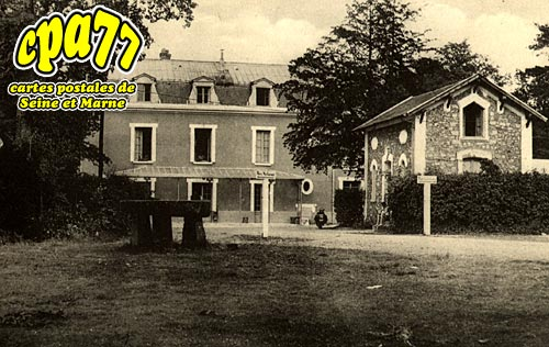 La Rochette - Le Rocheton