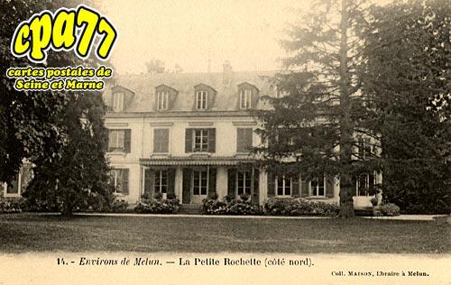 La Rochette - La Petite Rochette (côté Nord)