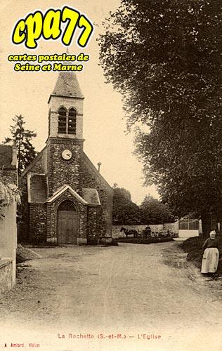 La Rochette - L'Eglise