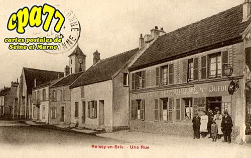 Roissy En Brie - Une Rue