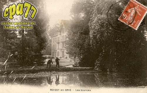 Roissy En Brie - Les Sources