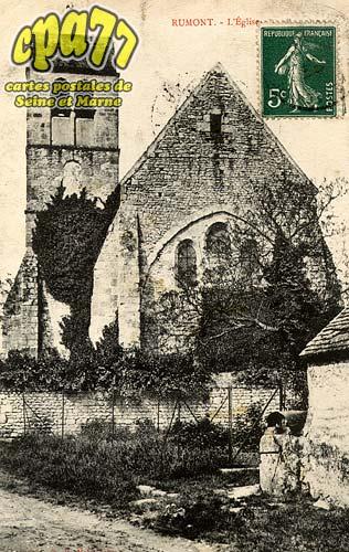 Rumont - L'Eglise