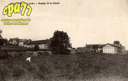 Sablonnières - Hameau de la Chenée
