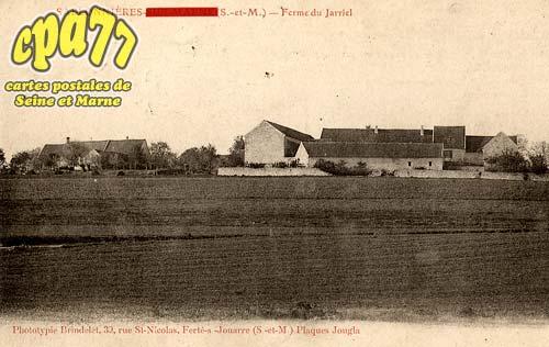 Sablonnières - Ferme du Jarriel
