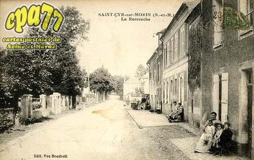St Cyr Sur Morin - La Raccroche