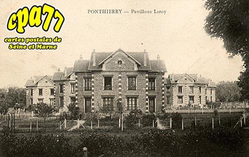 St Fargeau Ponthierry - Pavillons Leroy