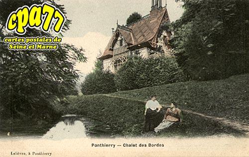 St Fargeau Ponthierry - Chalet des Bordes