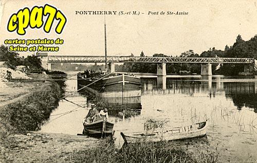 St Fargeau Ponthierry - Pont de Sainte-Assise