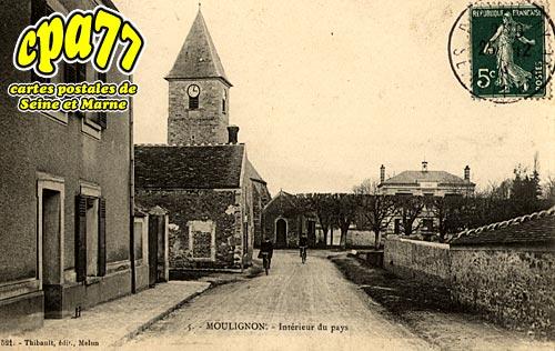 St Fargeau Ponthierry - Intérieur du Pays