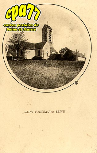 St Fargeau Ponthierry - Saint-Fargeau-sur-Seine