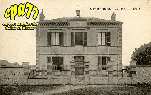 St Fargeau Ponthierry - Muolignon - L'Ecole
