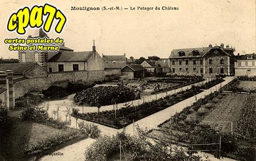St Fargeau Ponthierry - Le Potager du Château