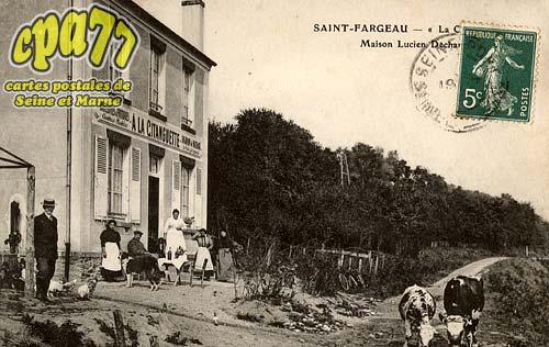 St Fargeau Ponthierry - A la Cintanguette