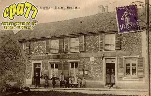 St Fargeau Ponthierry - Maison Bonnefis