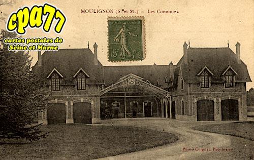 St Fargeau Ponthierry - Les Communs