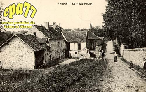 St Fargeau Ponthierry - Le Vieux Moulin