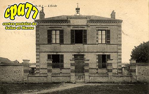 St Fargeau Ponthierry - L'Ecole