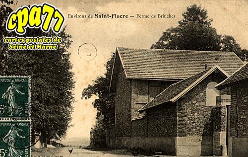 St Fiacre - Ferme de Brinches