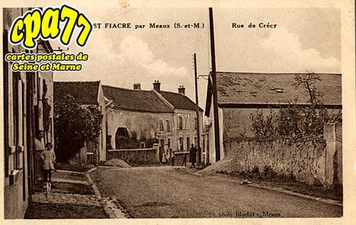 St Fiacre - Rue de Crécy