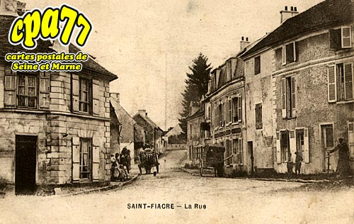 St Fiacre - La Rue