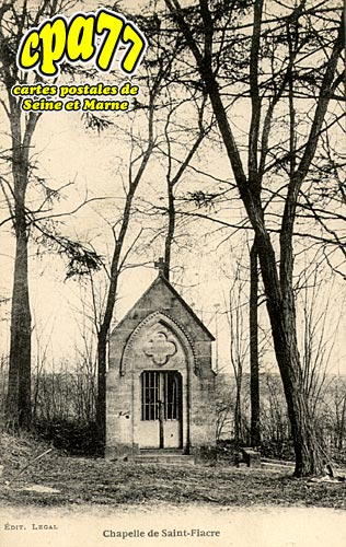 St Fiacre - La Chapelle