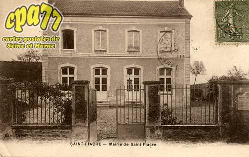 St Fiacre - Mairie de Saint-Fiacre