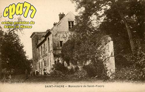 St Fiacre - Monastère de Saint-Fiacre