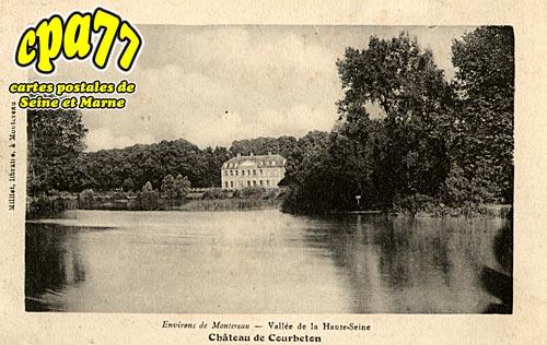 St Germain Laval - Château de Courbeton