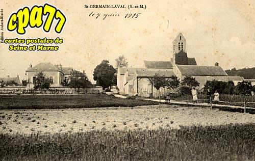St Germain Laval - St-Germain-Laval