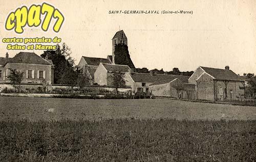 St Germain Laval - Saint-Germain-Laval (Seine-et-Marne)