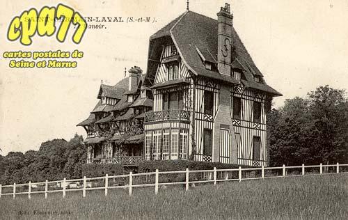 St Germain Laval - Le Manoir
