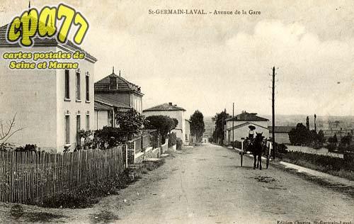 St Germain Laval - Avenue de la Gare