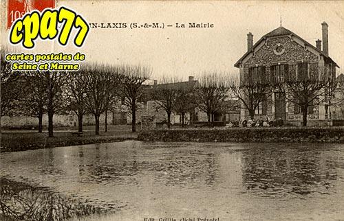St Germain Laxis - La Mairie