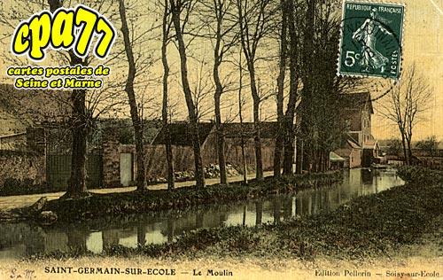St Germain Sur école - Le Moulin