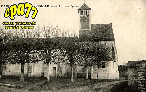 St Germain Sur école - L'Eglise