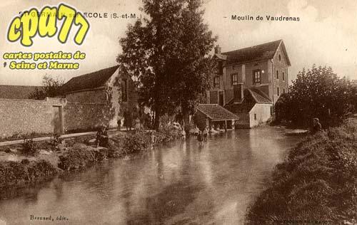 St Germain Sur école - Moulin de Vaudrenas