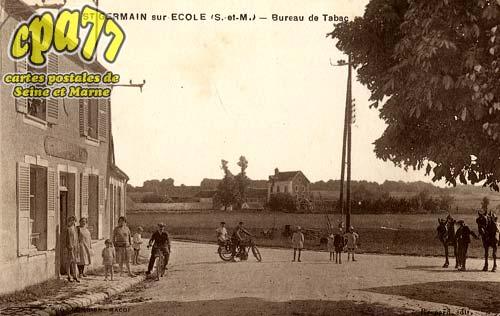 St Germain Sur école - Bureau de Tabac