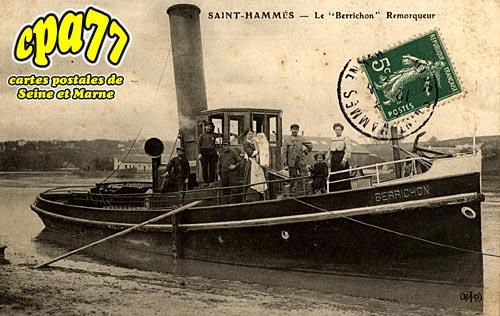 St Mammès - Le