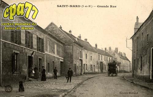 St Mard - Grande Rue
