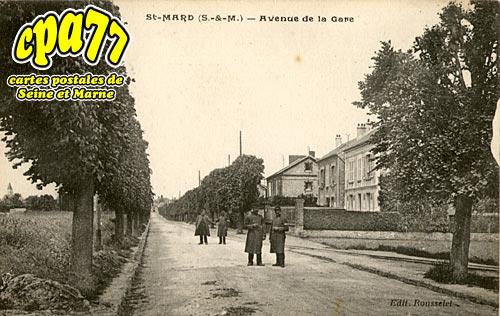 St Mard - Avenue de la Gare