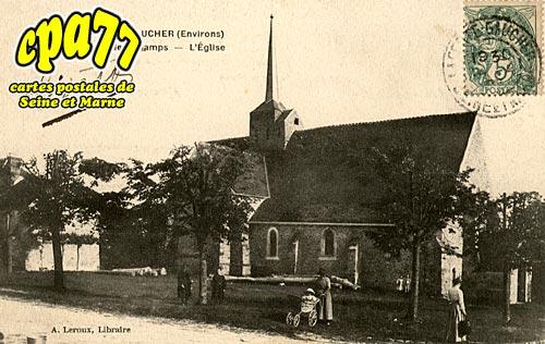 St Martin Des Champs - L'Eglise