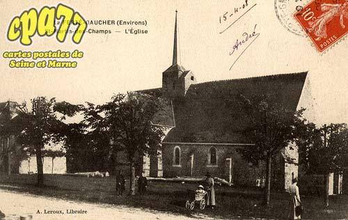 St Martin Des Champs - La Ferté-Gaucher (Environs) - L'Eglise